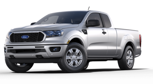 New 2019 Ford Ranger 2WD SuperCab 6 Box Near Springfield OH